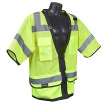 Type R Class 3 Heavy Duty Surveyor Vest (#SV59Z-3ZGD)