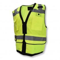 Radians Type R Class 2 Heavy Duty Surveyor Safety Tether Vest (#SV59ZT-2ZGD)