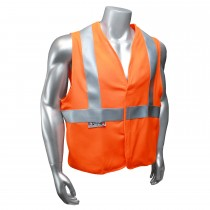 Basic Modacrylic FR Class 2 Vest, Orange (#SV92-2VOSFR)