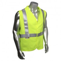 Basic Modacrylic FR Class 2 Vest, Green (#SV92-2VGSFR)