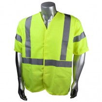 Radwear USA Custom Woven Modacrylic FR Class 3 Vest (#SV92E-3VGSFR)