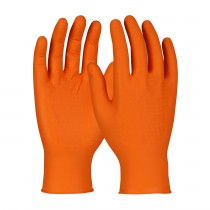 Ambi-dex® WOW™ Grip Disposable Nitrile Glove, Powder Free with Textured Zigzag Grip - 8 Mil  (#SWX00438)