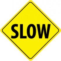 Slow Sign (#TM120J)