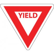 Yield Sign (#TM124J)