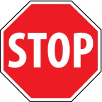 Stop Sign (#TM34R)