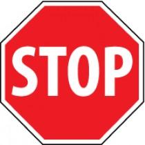 Stop Sign (#TM81)