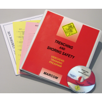 Trenching and Shoring Safety in Construction Environments DVD (#V0002699ET)