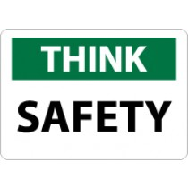Think Safety Sign (#TS134)