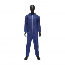 West Chester® SBP Coverall with Elastic Wrist & Ankle  (#U1200B)