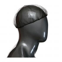 West Chester® Brown Nylon Hair Net 1000 Count  (#UCB-1000)