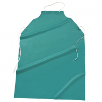 20mil Raw Edge Apron Green (#UG-20)