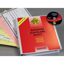 Supported Scaffolding Safety in Construction Environments DVD Program (#V0003419EO)