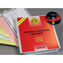 Personal Protective Equipment in Construction Environments DVD Program (#V0002589ET)