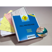 Fall Protection in Construction Environments DVD Program (#V0002619ET)