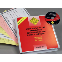 Lead Exposure in Construction Environments DVD Program (#V0002739ET)