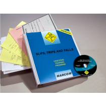 Slips, Trips, and Falls in Construction Environments DVD Program (#V0003339ET)