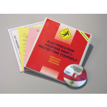 Electrocution Hazards in Construction Environments Part 1 - Types of Hazards and How You Can Protect Yourself DVD (#V0003689ET)