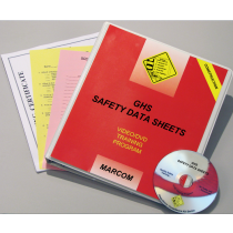GHS Safety Data Sheets in Construction Environments DVD Program (#V0003589ET)