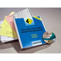 Bullying and Other Disruptive Behavior: for Managers and Supervisors DVD (#V0002679EM)