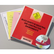Silica Safety in Industrial and Construction Environments DVD Program (#V0003149EO)