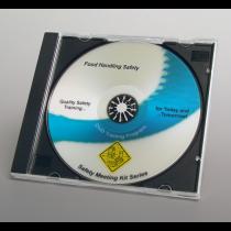 Food Handling Safety DVD Program (#V0003789EM)