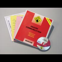 Hazard Communication in Construction Environments DVD Program (#V0003579ET)