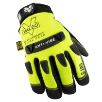 Mechanic's Cut 5 Impact/Anti-Vibe Pro Gloves (#V400G)