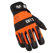 Mechanic's Cut 3 Impact/Anti-Vibe Protector Gloves (#V410)