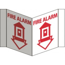 Fire Alarm Visi Sign (#VS13)