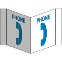 Phone Visi Sign (#VS51W)