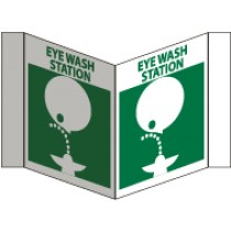 Eye Wash Station (#VS7W)