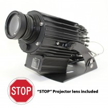 VIRTUAL SIGN PROJECTOR: STOP (#VSP2)