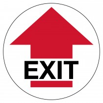 VIRTUAL SIGN PROJECTOR LENS ONLY: EXIT (#VSPL3)