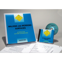 Walking and Working Surfaces Interactive CD (#C0002420ED)