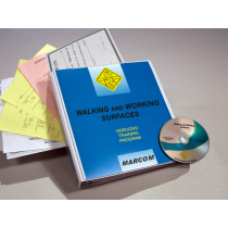 Walking and Working Surfaces DVD Program (#V0002429EM)
