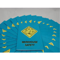 Warehouse Safety Booklet (#B0002410EM)