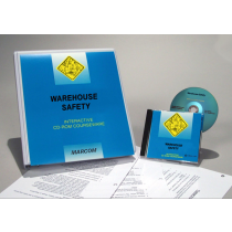 Warehouse Safety Interactive CD (#C0002410ED)