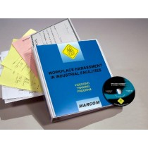Workplace Harassment in Industrial Facilities DVD Program (#V0003399EM)