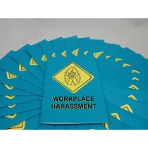 Workplace Harassment in Industrial Facilities Booklet (#B0000590EM)