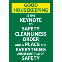 Good Housekeeping Is The Keynote… Scoreboard (#WS3)