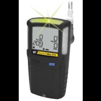 GasAlertMax XT II Gas Detector, black (2 Gas) (#XT-XW00-B-NA)
