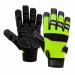 Pro Series Safety Gloves, Green (#86525G)