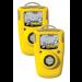 GasAlertClip Extreme Single Gas Detector (#GA24XT)